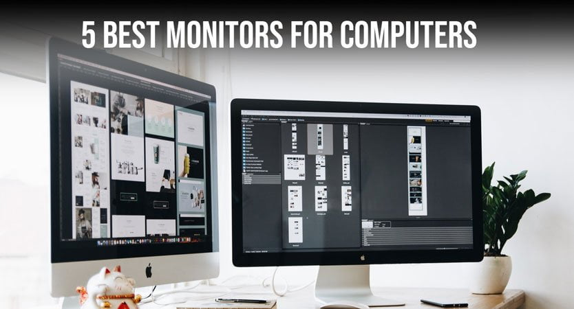 best monitors for computers
