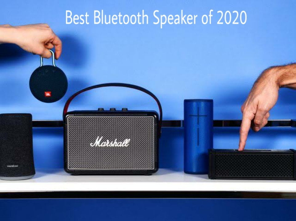 Best Bluetooth Speaker of 2020