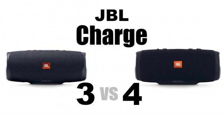 JBL Charge 4 vs Charge 3 Review
