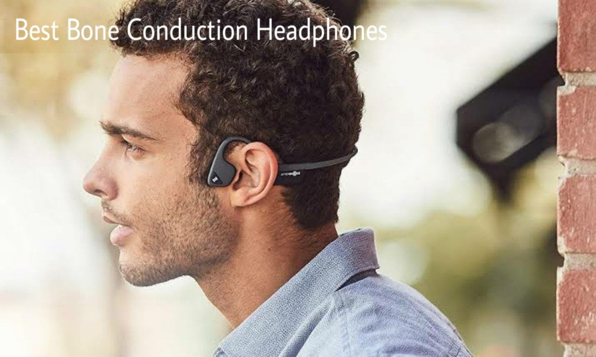 Best Bone Conduction Headphones For Running, Cycling & More