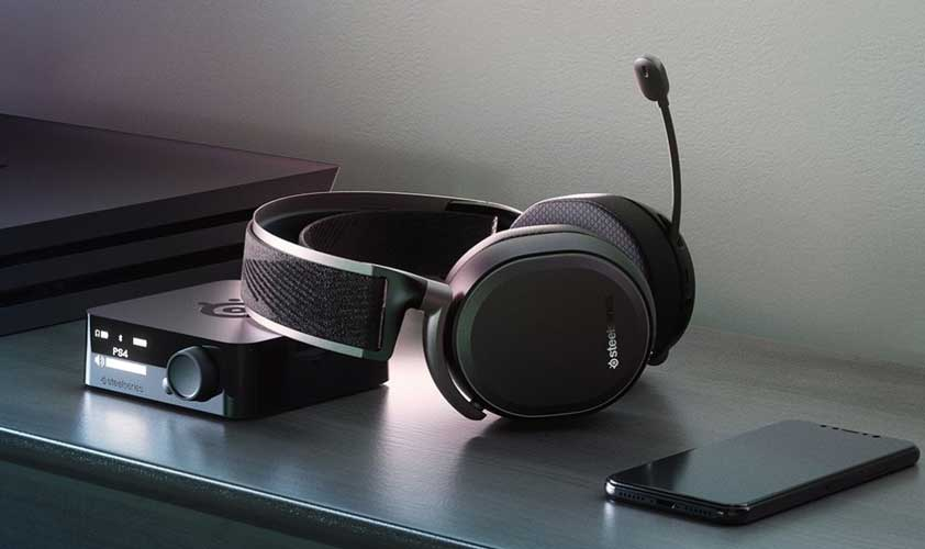 The Steelseries Arctis Pro Features