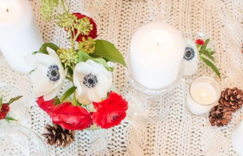 Cozy Christmas - Craft Ideas For Christmas Table Decorations