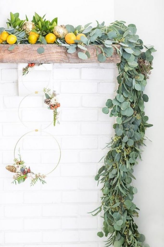 Break Out The Garlands - Best Ideas For Christmas Party Decorations