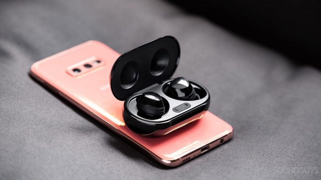 Samsung Galaxy Buds Plus features