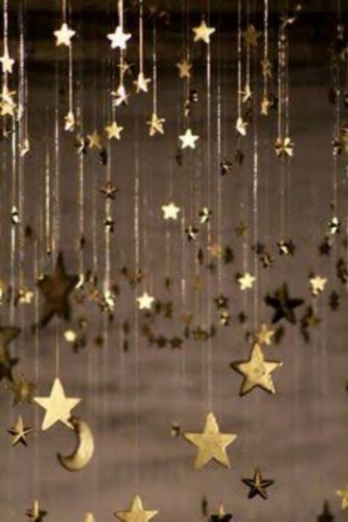 Cover the Ceiling with Stars