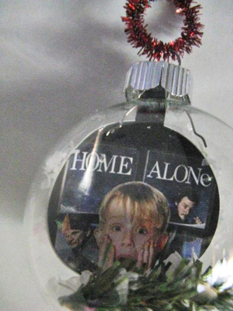 Baubles - Home With Christmas Decorations