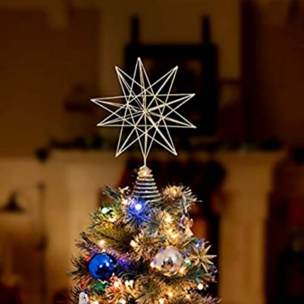 Go for Modern Ornaments - christmas decorations for office