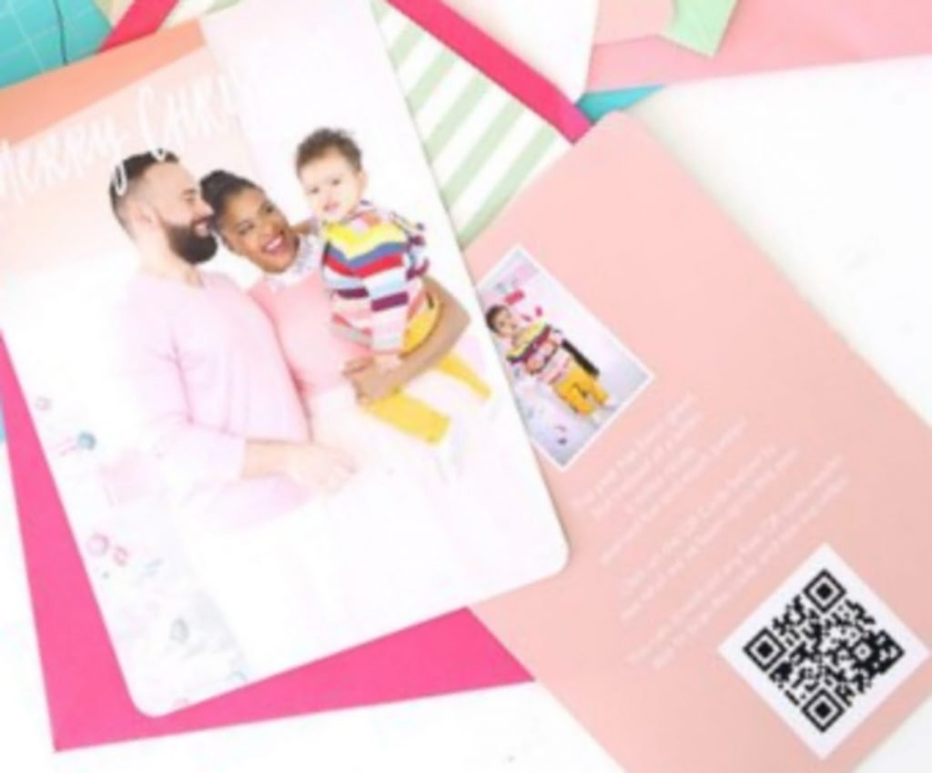 Tech-Savvy Card Christmas Card Craft For Adults