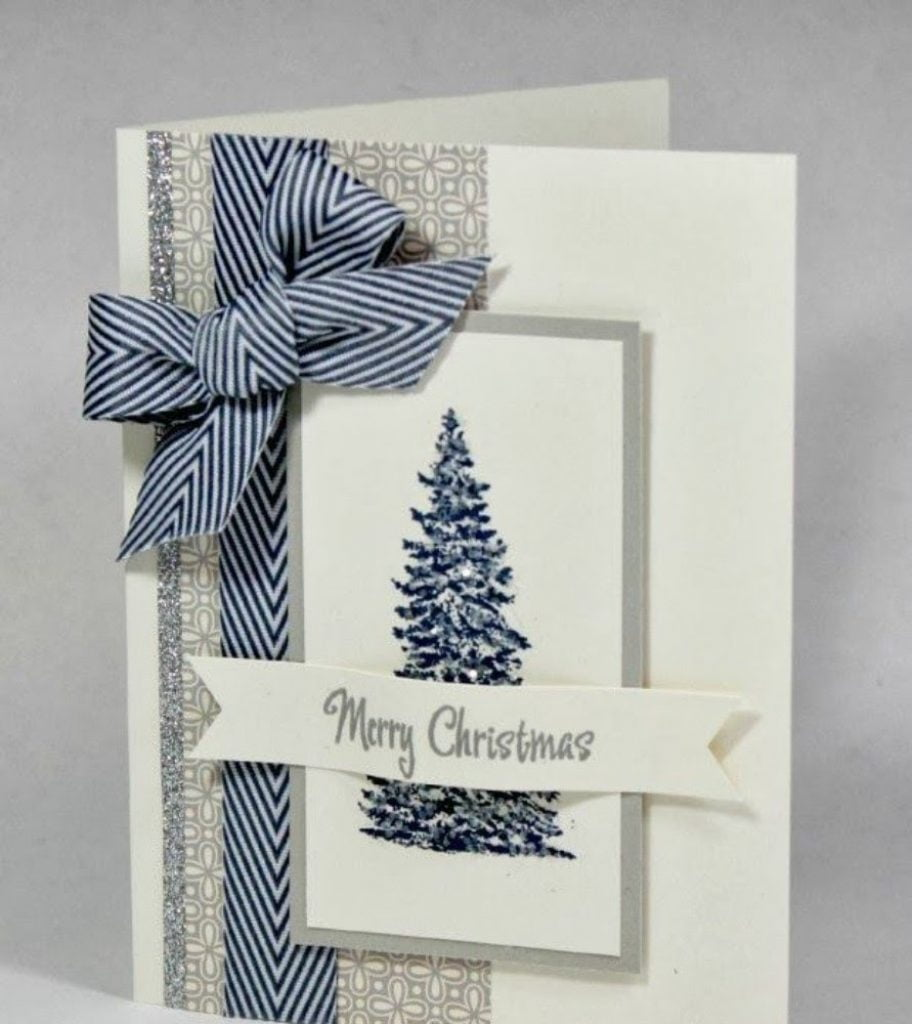Luxurious Card Christmas Card Craft For Adults