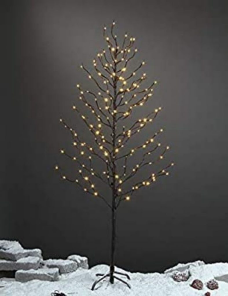 Accessorize the Twig Tree - christmas decorations for office