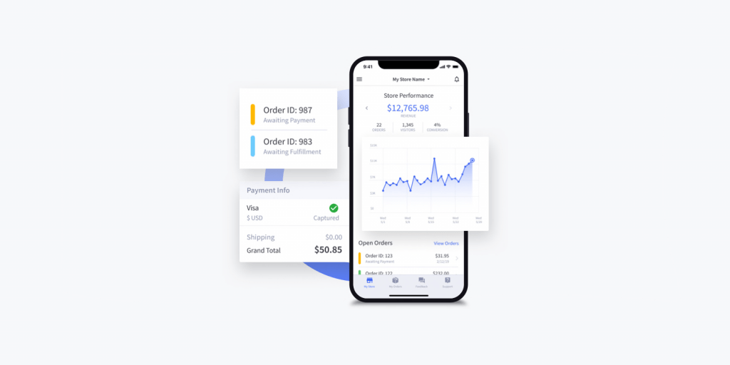 BigCommerce Introduces iOS Mobile App