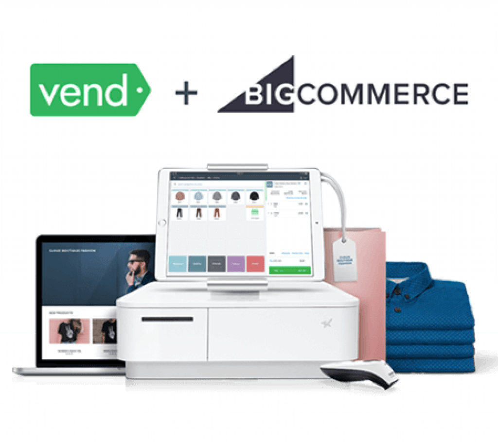point of sale bigcommerce integration
