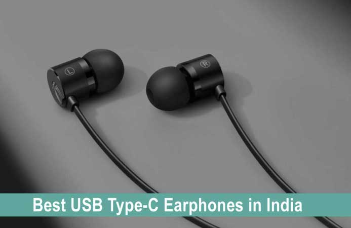 Best USB Type-C Earphones in India