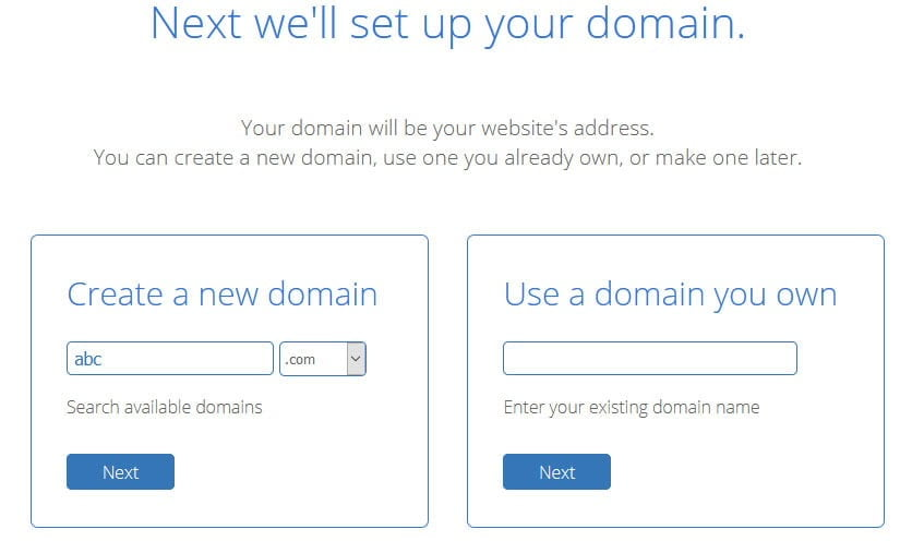bluehost create new domain - How to Start a Profitable Blog using WordPress on a budget