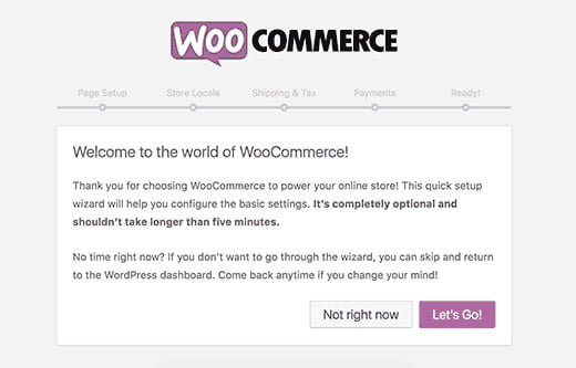 woocommerce lets go - How to Start an Online Store with WordPress using Woocommerce
