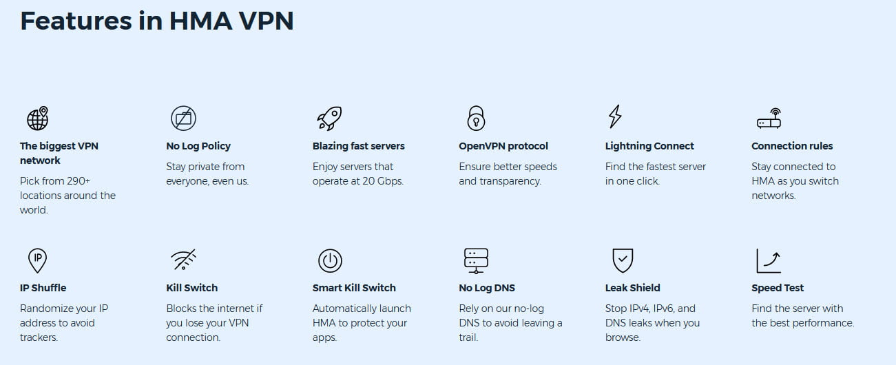 Hidemyass VPN Review 2021 - Facts to know about!