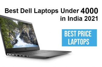 Best Dell Laptops Under 40000 in India 2021