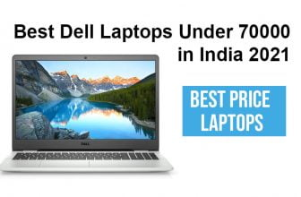 Best Dell Laptops Under 70000 in India