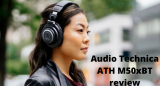 Audio Technica ATH M50xBT Review