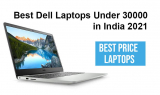 Best Dell Laptops Under 30000 in India (2021)