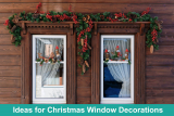 30 Best Ideas for Christmas Window Decorations for Every Room in Your House