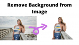How to Remove Background from Image Online using Free & Paid Softwares