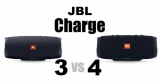 JBL Charge 4 vs Charge 3: Which is better?