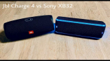 JBL Charge 4 vs Sony XB32: Which should you buy?